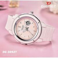 jam tangan water resistant digitec 3092 original