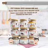 Yummy Bites Meal Baby Food Jar Makanan Bayi (FREE BUBBLEWARP)