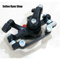 Master Rem Cakram / Disc Brake Caliper / Kaliper Mekanik Sepeda YONGLI