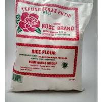 Tepung Beras Rose Brand 1 dus (500 gr x 20 pc) via gojek