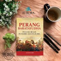 BUKU PERANG BARATAYUDHA - ZULFAN ARIF - ORIGINAL