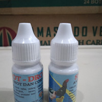 Snot Drop 10 ml Original - Obat Anti Snot Coryza Pilek Radang Bersin A