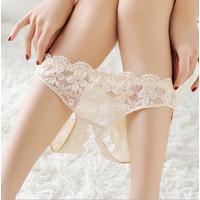 PREMIUM Celana Dalam CD Wanita Lingerie G String Sexy Remaja Renda COD