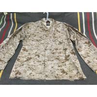 USMC US Marine Baju + Celana Digital Desert Camo size XL, Bekas