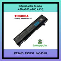 Baterai Laptop Toshiba A80 A100 A105 A135 Series
