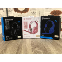 Headset Gaming Sades Spirits Single Jack 3.5mm