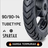 TERMURAH !!! FDR TUBETYPE / NON TUBELESS SPARTAX 90/90-14 BAN MOTOR