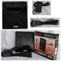 Sanex Antena TV Indoor + Outdoor HDTV / Antena Dalam + Luar SN 777 IO