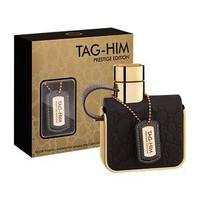 parfum original lengkap box armaf tag-him prestige for men 100ml