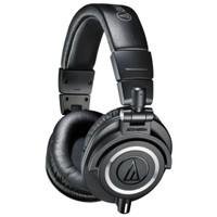 Ath-M50X Black   Audiotechnica   Headphone Monitoring