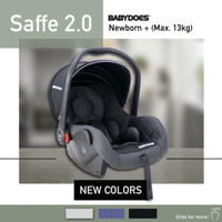 Car Seat / Carseat Babydoes Baby Does Saffe 2.0