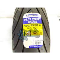 Ban Michelin pilot street Radial 180/55 - 17 180/55 17 Ninja250 CBR250