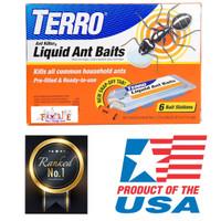 TERRO Pembasmi / Pembunuh Semut Ant Bait indoor - USA Product