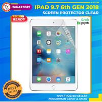 iPad 9.7 Gen 6 2018 A1893 A1954 Anti Gores Bening Screen Protector