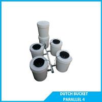 Dutchbucket Paralel 4 Hidroponik
