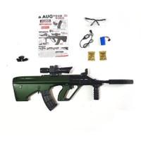 Pistol Senjata Mainan Aug Steyr Elektrik Watergell Gun WGG PUBG Murah