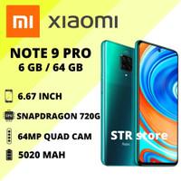 XIAOMI REDMI NOTE 9 PRO 6/64 GB RESMI