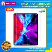 iPad Pro 11 Gen 2 2020 A2068 A2230 Antigores Bening Screen Protector