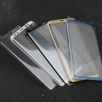 Tempered Glass / Anti gores Kaca 3D SAMSUNG GALAXY S8Plus S8 plus Full