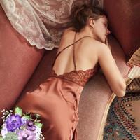 Venus Leon ~ Fiona Dress Sexy Lingerie Baju Tidur Sexy