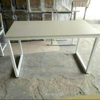 meja kerja murah - 100x50