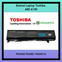 Baterai Laptop Toshiba A80 A100 Series