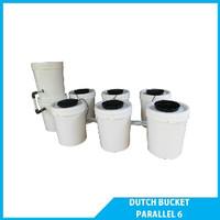 Dutchbucket 6 hole hidroponik