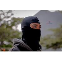 Balaclava Funcover Pelindung kepala Full face helm Masker Ninja Motor