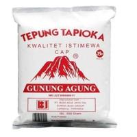 tepung tapioka cap gunung agung 500 gr / tapioca flour