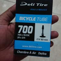 Ban dalam sepeda fixie 700 x 18-23c
