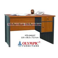 Meja Tulis / Meja Kantor / Meja Kerja Olympic MTS VENUS