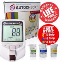 Autocheck 3in 1 - Alat Autocheck alat test 3 fungsi alat tes Darah