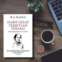 HABIS GELAP TERBITLAH TERANG Ra Kartini / DISKON BUKU MURAH