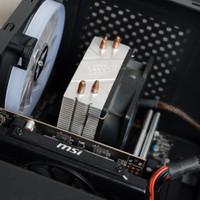 Proci intel i3 2120 + mobo asrock h61m vs + deep cool fan