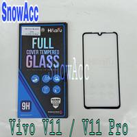 Hikaru Tempered Glass Vivo V11 Pro / Vivo V11 Anti Gores Full Cover