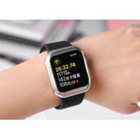 Soft Case Silicone Apple Watch Series 5 4 - 44mm 40mm - Casing Iwatch