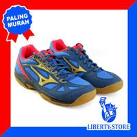Sepatu Volly Mizuno CYCLONE SPEED 2 - R.Blue Yellow Red