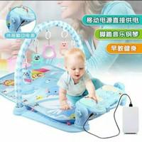 Baby gym piano / playmat bayi / baby gym musical bayi