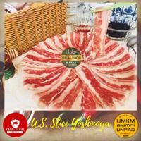US Slice Beef Yoshinoya / Beef Shortplate / Sukiyaki / Teriyaki Import