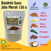 Bandrek Susu Jahe Merah - 150 g - Tiara Farm