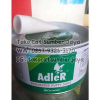 Dempul Adler Polyester Putty 3002 setara Dempul Autoglow DP 100