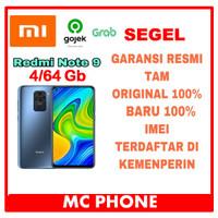 Redmi Note 9 4/64 Gb Segel Garansi Resmi