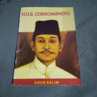 Buku H.O.S.Cokroaminoto(Biografi Pahlawan)