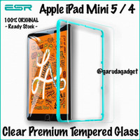 Tempered Glass iPad Mini 5 / 4 ESR Screen Guard Anti Gores Protector