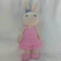 Amigurumi/Boneka rajut Bunny Girl