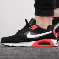 Sepatu Sneakers Nike Air Max IVO Black Red Original BNWB Murah Diskon