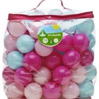 ELC 100 pcs playballs bola plastik ballpit balls berkualitas