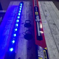 Lampu aquarium LED 6 watt Gaxindo