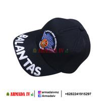Topi Jaring Banser Tulisan BALANTAS Besar Wing