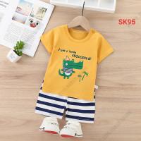 Baju bayi laki laki/pakaian bayi laki laki/setelan bayi 6 bulan